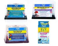 API-MASTER-TEST-KITS-FRESH-WATER-MARINE-REEF-SALTWATER STRIPS WATER FISH TANK